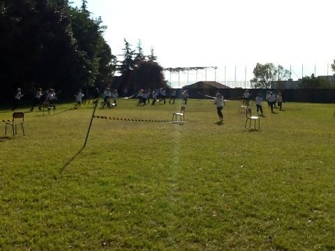 Corsa campestre 2011/2012 - Fase d'Istituto