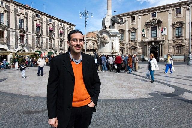 Il Dirigente Scolastico prof. Emanuele Rapisarda