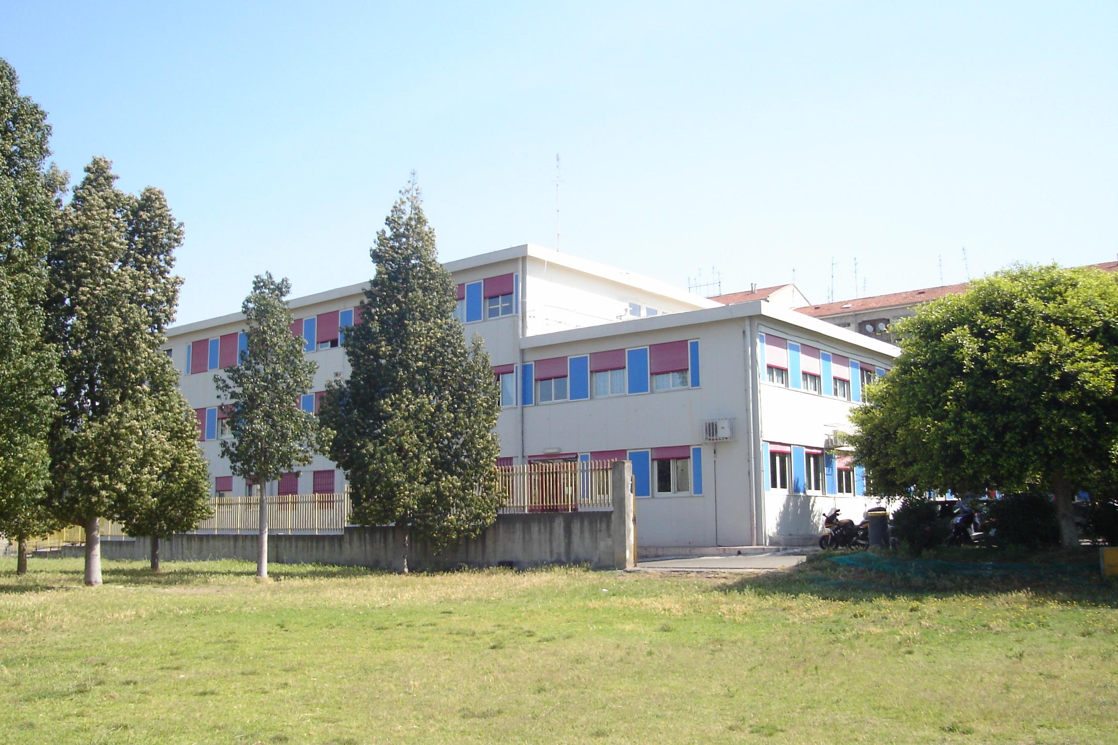 IC Pestalozzi Foto sede centrale