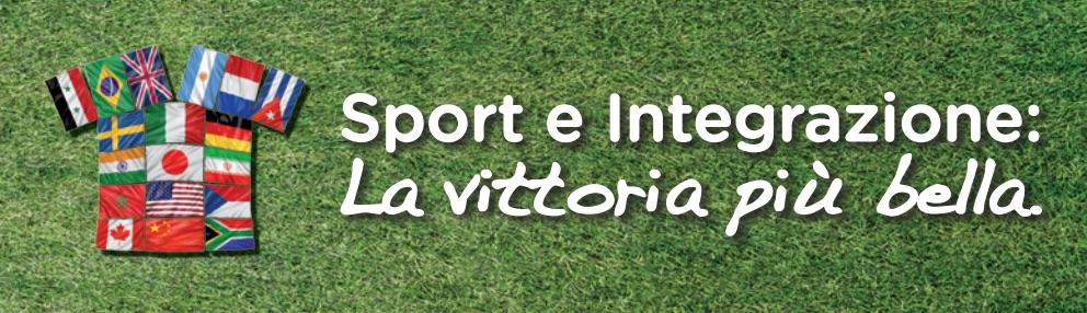 Sport e integrazione - la vittoria più bella