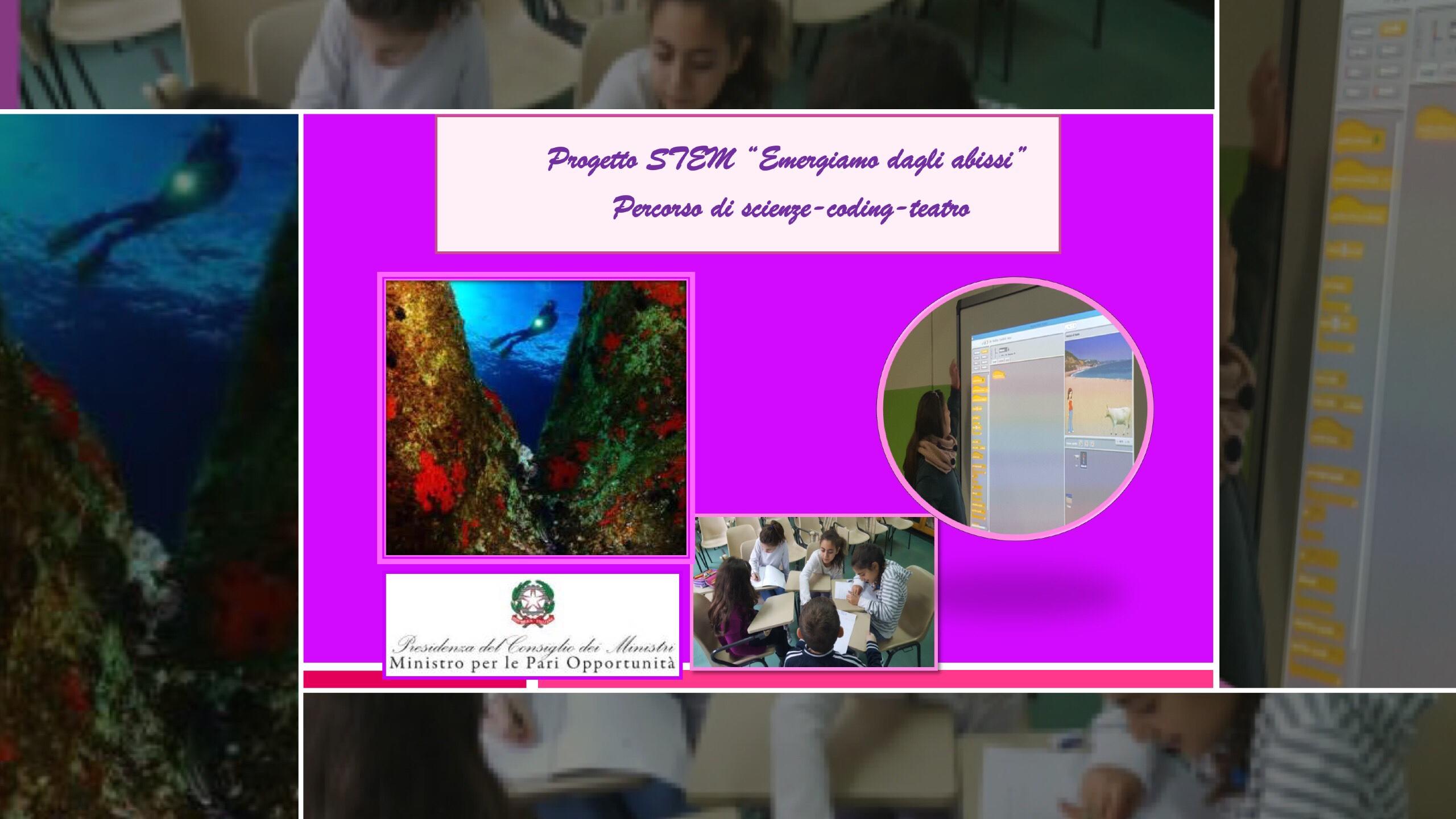 STEM - Emergiamo dagli abissi