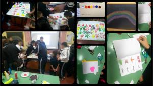 Collage immagini giornata open day